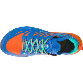 La Sportiva Kaptiva Zapatillas running Mujer, marine blue/aqua